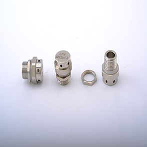 Nickle Plated Brass Vent Valve Breather